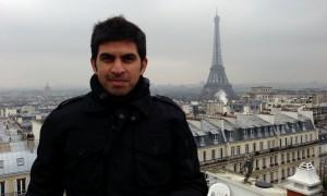 Elan Dassani in Paris