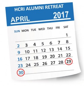 2017 HCRI Alumni Retreat