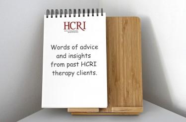 HCRI therapy advice