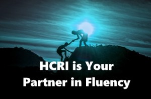 HCRI is your partner in fluency for life