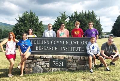 HCRI therapy participants